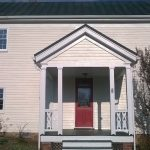 Exterior Painting of Farm House
